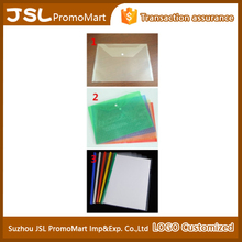 Waterproof a3 a4 a5 plastic clear PVC document bag for office