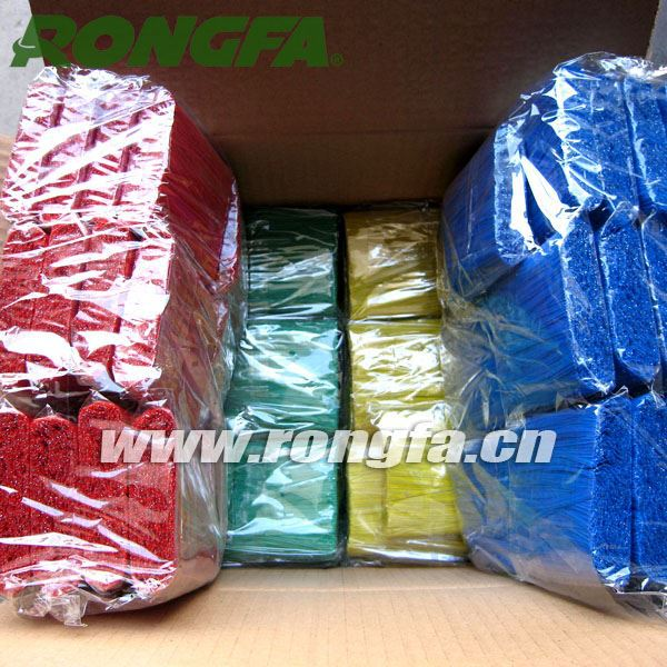 Colorful PE Plastic Twist Tie for Bag packaging