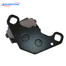 Wholesale copper base sintering motorcycle brake pads fit for Yamaha Atv