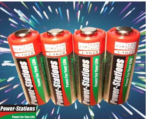 12V Alkaline dry battery A23