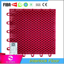 pp outdoor interlocking plastic sports courts flooring tiles /sheets about outdoor playground
