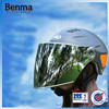 Hot sale ABS half helmet summer helmet middle size UV Protection motorbike summer helmet lens