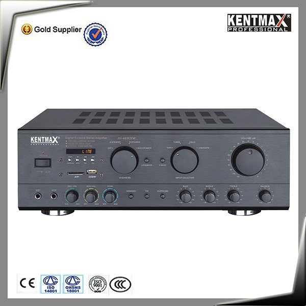 Professional audio power amplifier for sound system especially for Philippines market