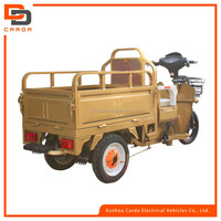 battery operate tricycle for cargo e-rickshaw for cargo