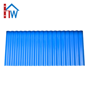 Compound Sound Insulation modern pvc plastic roof tile sheet