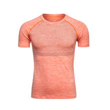 Wholesale High Quality <strong>Mens</strong> Printing Tight Sports Training Fitness Clothing Gym T-Shirt Gym Wear For <strong>Men</strong>