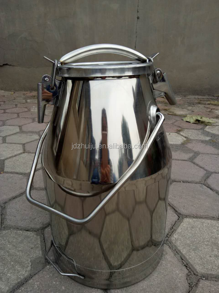 stainless steel milk can/Milk Container/Stainless Steel Milk Bucket