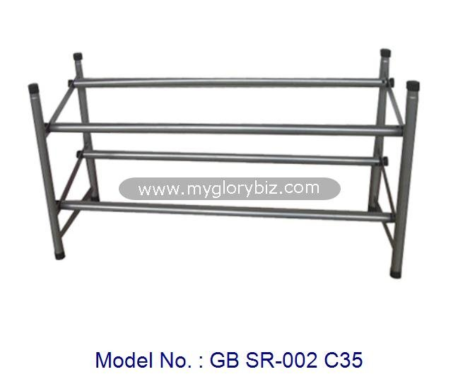 Small Simple Designs Metal Shoe Rack Furniture, shoes display rack, metal shoe cabinet, cheap shoe rack, simple shoe rack design