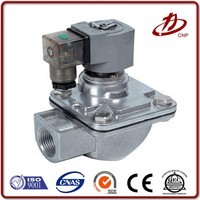 Aluminum alloy high frequency valve pulse jet