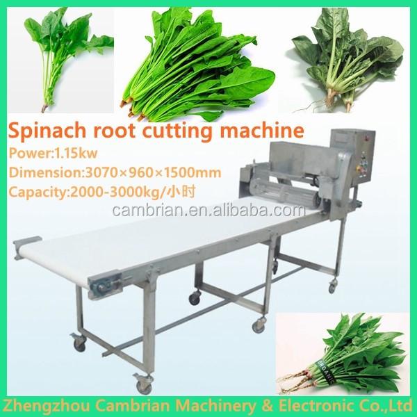 needle mushroom root cutting machine (4)