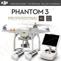 Original DJI Phantom 3 Professional Version Drone with 4K Camera HD Auto-takeoff/Auto-return home RC FPV Quadcopter