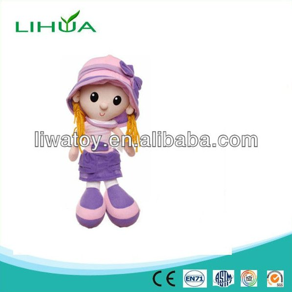 Cute doll toy for kids