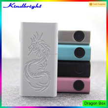 2015 crazy selling!!! 100% Original cloupor huge vapor mini box mod 30w white dragon e-cigarette