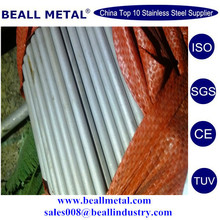 stainless steel seamless pipes, material 1.4034, according to EN10312,with SGS report