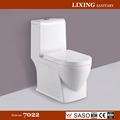 ceramic washdown one piece WC Toilet