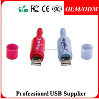 Free Sample , creative gift usb pen drive plastic case phone otg usb flash drive