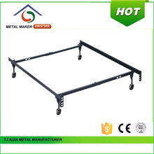 hot sale lift up storage bed frame small order accept model