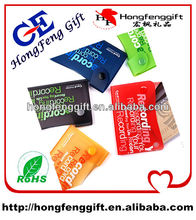 2014 promotion customized plastic id card cover, ATM card cover