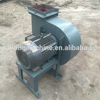 Hot Sale Professional wood crusher in forestry machenry
