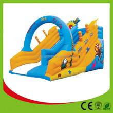 Factory Price Indoor Cheap Inflatable Water Slides For Sale