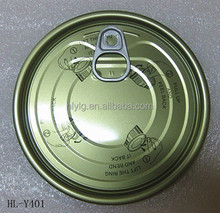 401# Full opener lid EOE for tomato paste can packing