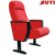 JY-605R factory price fabric folding fabric commercial auditorium chairs with foldable writing pad