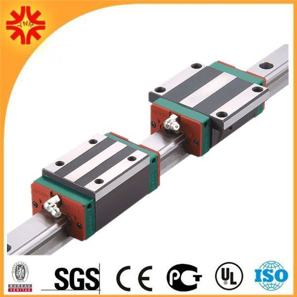 15 mm Square type slider Linear Guide Rail HGH15CA
