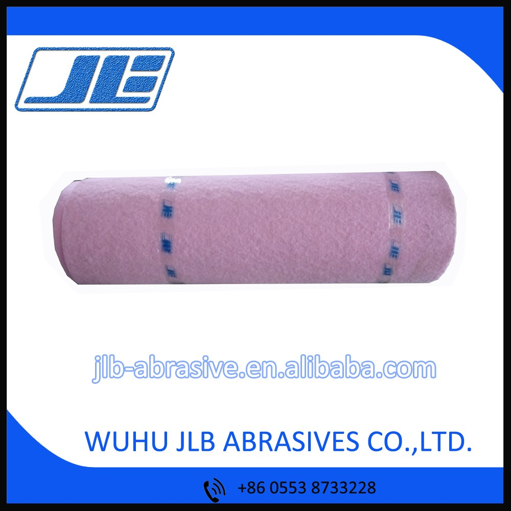 Wholesale Scourer Pad Pink Color Clean Scouring rolls