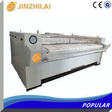 LJ Commercial gas 2800mm Hospital iron machine for tablecloth