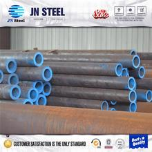 Cold Drawn Black coating Astm a106 GR.B carbon seamless steel pipe