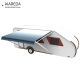 Cheap price aluminum manual Roll out Caravan RV awning