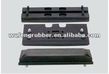 Rubber TRACK Pad for Excavator, Grader and Combination Harvester
