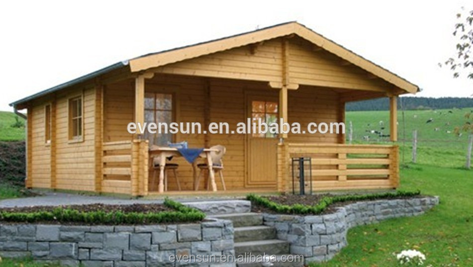 2015 hot sale wooden container house