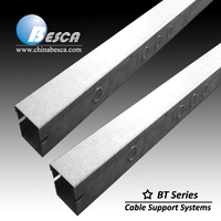 Galvanized steel cable trunking(UL and CE listed manufacturer)