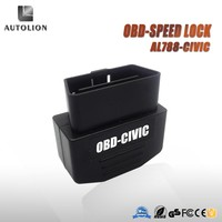 Newest Original car CANBUS OBD speed lock for cars