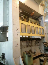 secindhand good quality press/ used original Japan KO MA TSU 400T puncher/ cheap Japanese punching machine
