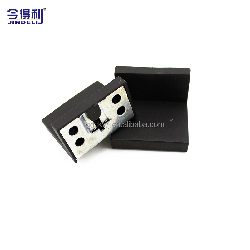 90 Degree  fittings for furniture corner protector plastic angle bracket D-06