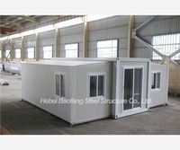 australian india portable convenient modern expandable container house