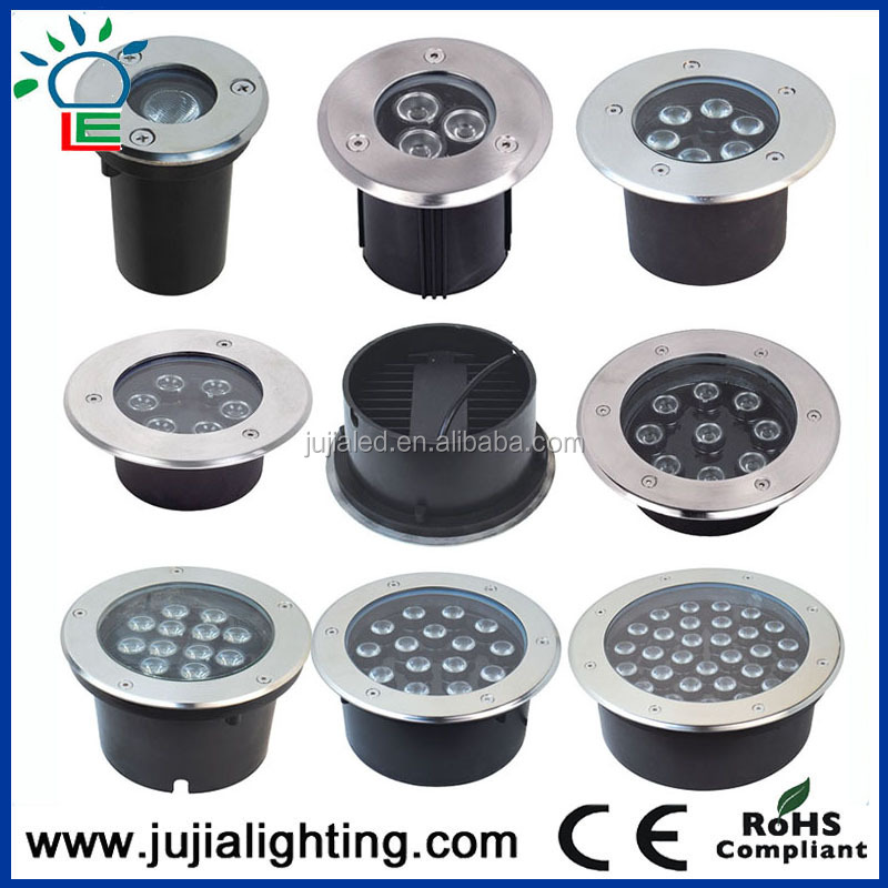 2016 Hotcase product 3w LED Underground Light Inground Lamp Path light in Square Garden