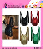 Hot Sale Sexy Backless Long Sleeve Dress Top Quality Factory Selling Cheap Paillette Party Dress