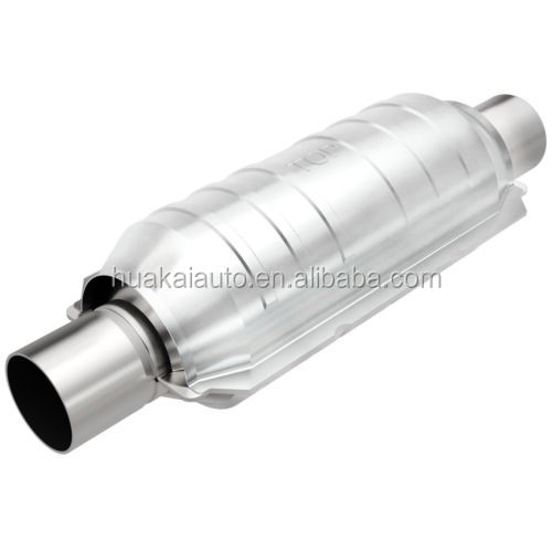 Car Exhaust Direct Fit Catalytic Converter For Ford F ocus