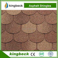 building material cheap price asphalt shingles fiberglass roof
