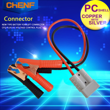 CHENF convenient type 50A power connector with upper clip of supply cord, Car supply battery power connectors