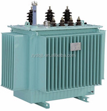 S11 Series 2500 kva 11KV electrical equipment oil immersed power transformer