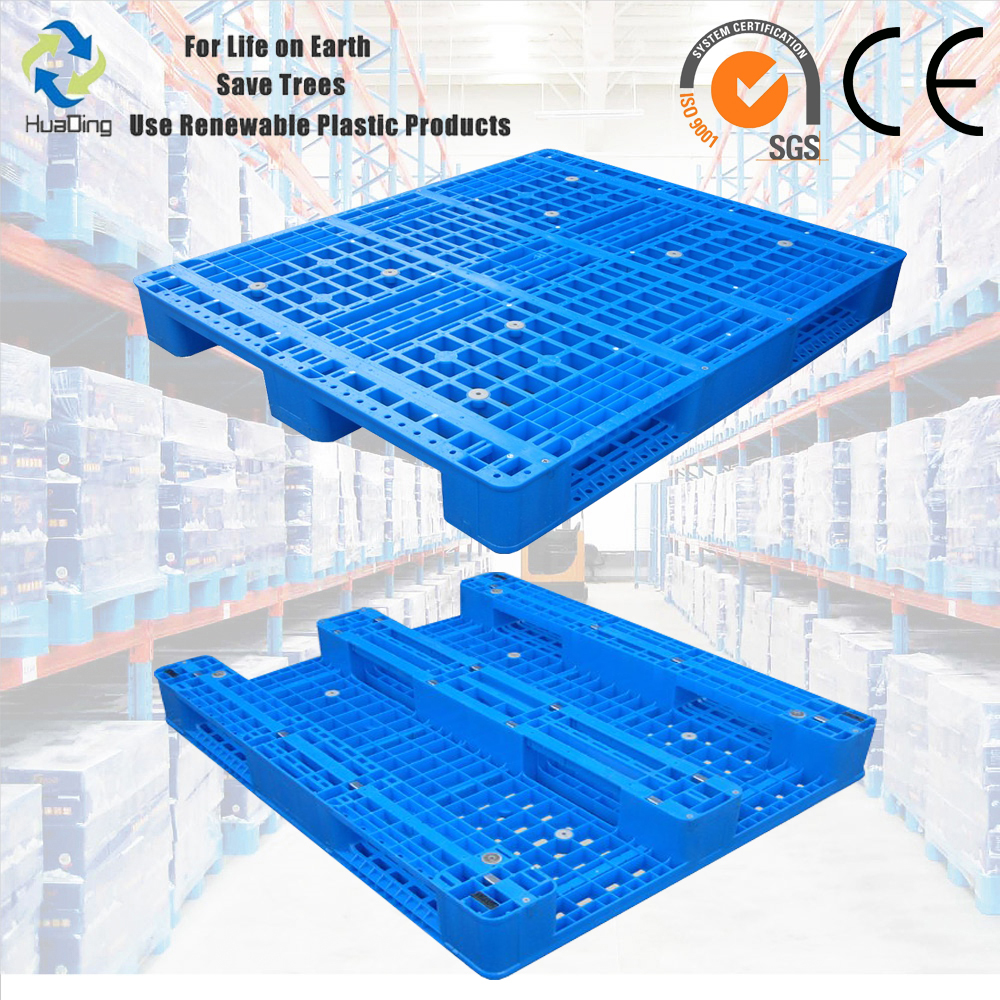 uesd non wood euro plastic pallet prices
