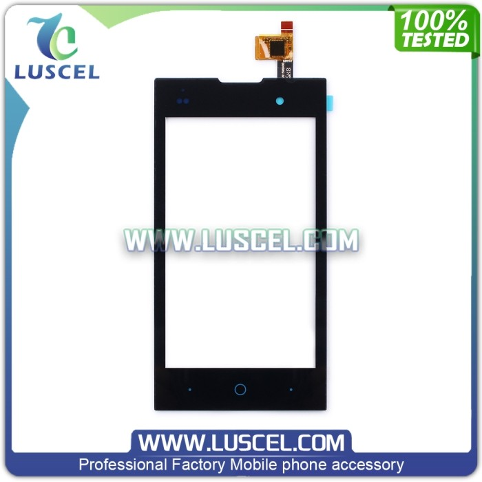 Hot sale front screen for ZTE KIS II MAX/V815 glass touch