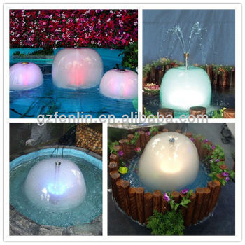 FS02-1000 Mushroom indoor water fountain