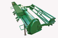 Rotavator in Agriculture with Rotary Hoe