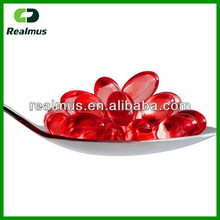 health care products high quality krill oil capsule