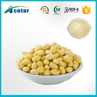 100% Natural (kosher ISO) Soybean Extract 40% Soy isoflavones P.E